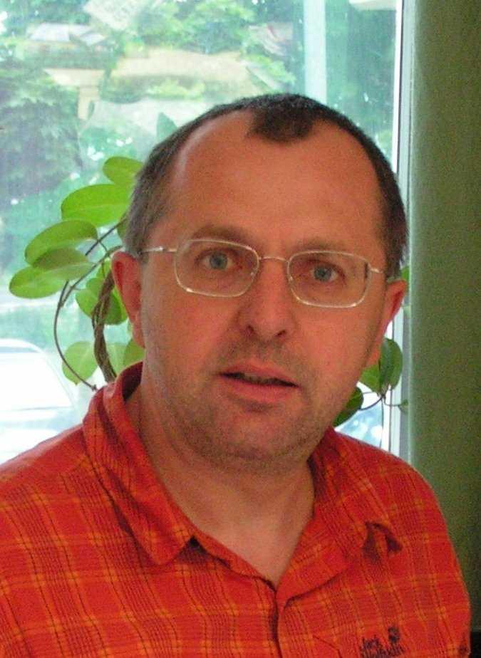 DR. JOHANN BERGER