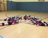 U19-Team ohne Satzverlust im Unteren Play-Off