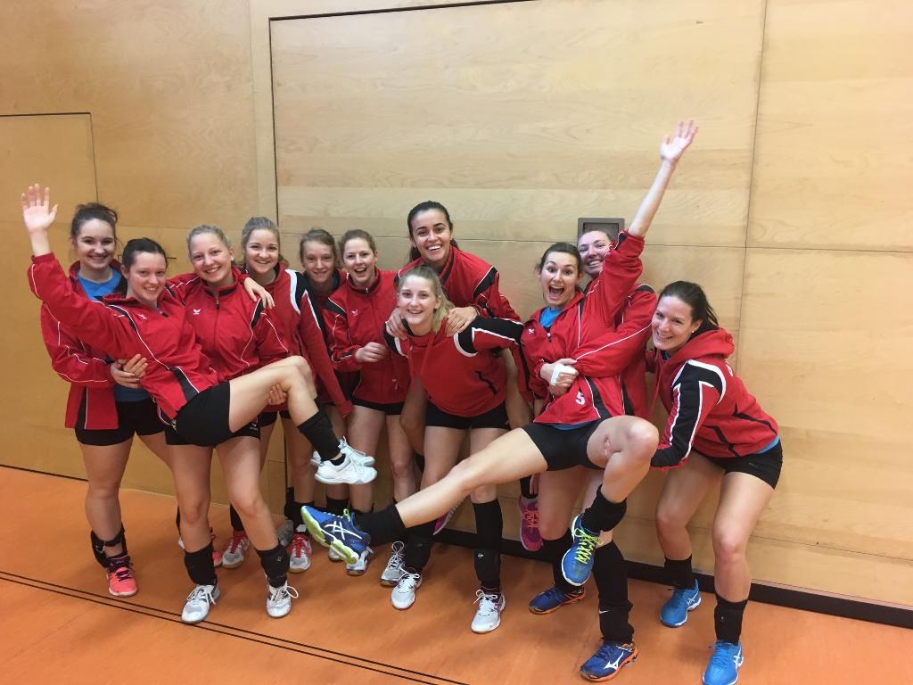 ADM-Volleys wieder erfolgreich