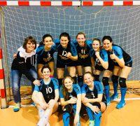ADM-Volleys Sieger des Grunddurchgangs