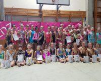 Linzer Stadtmeisterschaften in Rhythmischer Gymnastik