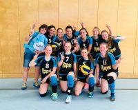 ADM-Volleys sind Vizemeister der 2.LL!