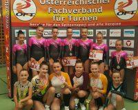 Staatsmeisterschaften in Sportaerobic ADM sehr erfolgreich!
