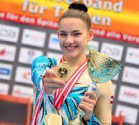 Neue Sportaerobic Staatsmeisterin kommt von Sportunion ADM