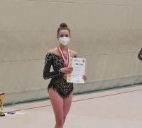 OÖ. Landesmeisterschaften in Rhythmischer Gymnastik