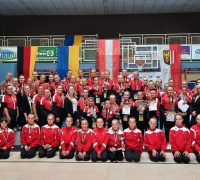 Erster City Cup in Sportaerobic